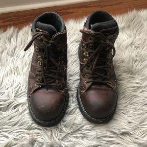 Dr Martens Steel Toe Work Boots